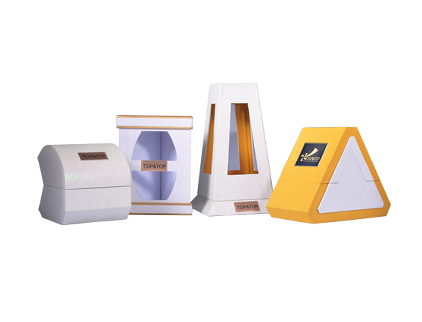 Luxury Rigid Perfume Packaging Box