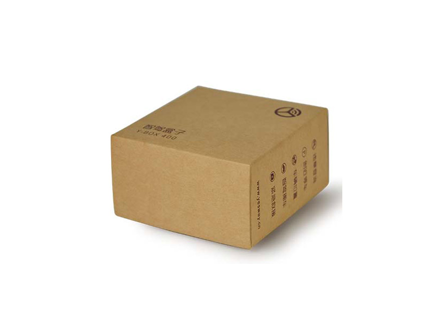 Brown Kraft Shipping Paper Box