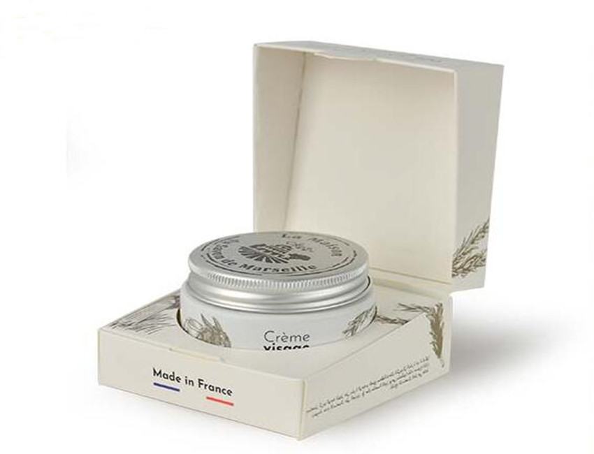 Luxury Cream Packaging Box