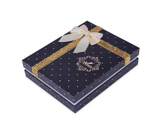Ribbon Rigid Gift Box