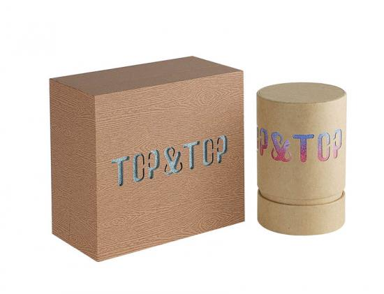Custom Cosmetic Rigid Paper Box