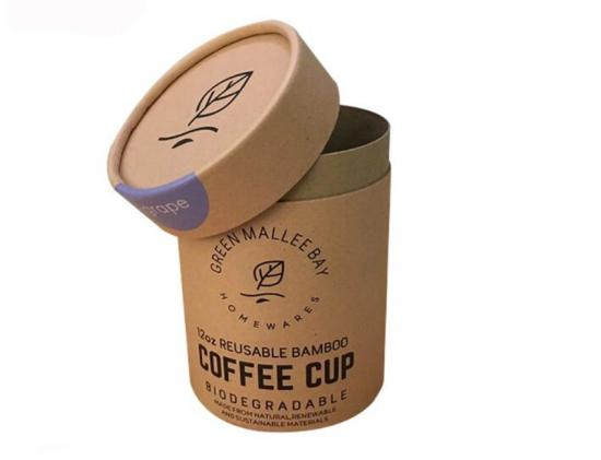 Coffee Cap Packaging Box