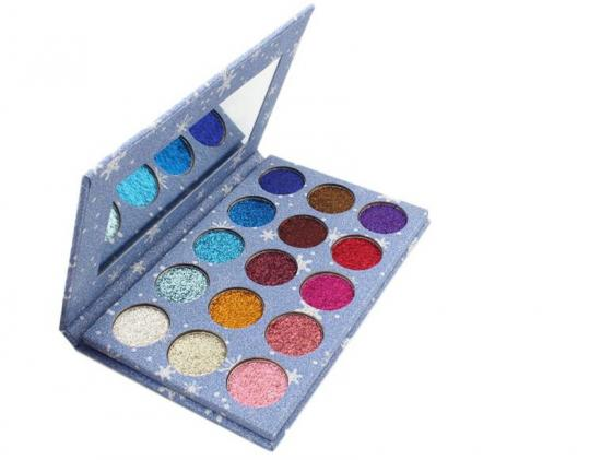 Fashion Cardboard Eyeshadow Palette